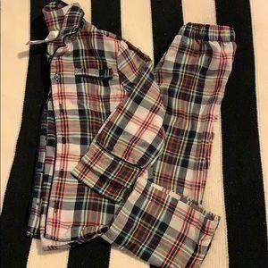 Gap + Pendleton pajamas